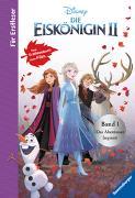 Cover-Bild zu Disney Die Eiskönigin 2 - Für Erstleser: Band 1 Das Abenteuer beginnt von Neubauer, Annette