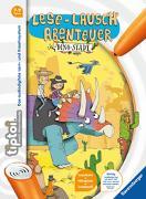 Cover-Bild zu tiptoi® Dino-Stadt von Neubauer, Annette
