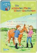 Cover-Bild zu LESEMAUS zum Lesenlernen Sammelbände: Die schönsten Pferde-Silben-Geschichten von Wiese, Petra