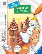 Cover-Bild zu tiptoi® Deutsch 2. Klasse von Neubauer, Annette