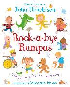Cover-Bild zu Donaldson, Julia: Rock-a-Bye Rumpus