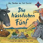 Cover-Bild zu Donaldson, Julia: Die hässlichen Fünf