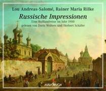 Cover-Bild zu Russische Impressionen von Andreas-Salomé, Lou