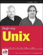 Cover-Bild zu Weinstein, Paul: Beginning Unix (eBook)