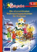 Cover-Bild zu Arend, Doris: Die allerschönsten Weihnachtsgeschichten für Erstleser - Leserabe 1. Klasse - Erstlesebuch für Kinder ab 6 Jahren