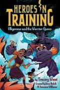 Cover-Bild zu West, Tracey: Alkyoneus and the Warrior Queen (eBook)