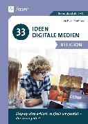 Cover-Bild zu 33 Ideen Digitale Medien Religion von Thömmes, Arthur