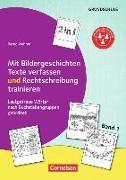 Cover-Bild zu Kombitraining Deutsch. Band 1 - 2 in 1: Mit Bildergeschichten Texte verfassen und Rechtschreibung trainieren von Wehren, Bernd