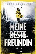 Cover-Bild zu Alderson, Sarah: Meine beste Freundin (eBook)