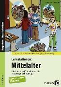 Cover-Bild zu Lernstationen: Mittelalter von Hauck, Kathrin