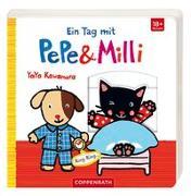 Cover-Bild zu Ein Tag mit PePe & Milli von Kawamura, Yayo (Illustr.)