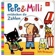 Cover-Bild zu Pepe & Milli entdecken die Zahlen von Kawamura, Yayo (Illustr.)