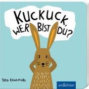 Cover-Bild zu Kuckuck, wer bist du? von Kawamura, Yayo (Illustr.)