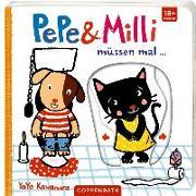 Cover-Bild zu Pepe & Milli müssen mal von Kawamura, Yayo (Illustr.)