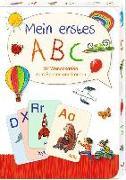 Cover-Bild zu Wendekarten - Mein erstes ABC von Kawamura, Yayo (Illustr.)