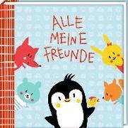 Cover-Bild zu Freundebuch - Alle meine Freunde - Pinguin von Kawamura, Yayo (Illustr.)