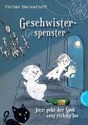 Cover-Bild zu Geschwistergespenster von Beckerhoff, Florian
