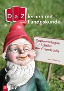 Cover-Bild zu DaZ lernen mit Landeskunde von Wilkening, Nina