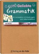 Cover-Bild zu (Un)Geliebte Grammatik von Wilkening, Nina