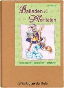 Cover-Bild zu Balladen und Moritaten von Wilkening, Nina