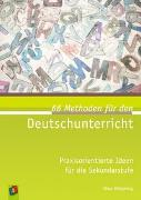 Cover-Bild zu 66 Methoden für den Deutschunterricht von Wilkening, Nina