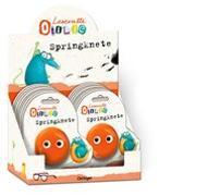 Cover-Bild zu Leseratte Otilie Springknete 16er VE von Rauers, Wiebke (Illustr.)