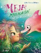Cover-Bild zu Meja Meergrün rettet den kleinen Delfin von Lindström, Erik O.