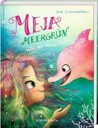 Cover-Bild zu Meja Meergrün rettet den kleinen Delfin (Bd. 2) von Lindström, Erik Ole