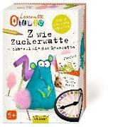 Cover-Bild zu Leseratte Otilie Z wie Zuckerwatte - sei so schnell wie die Leseratte von Rauers, Wiebke (Illustr.)