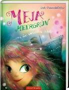 Cover-Bild zu Meja Meergrün und das versunkene Schiff von Lindström, Erik Ole