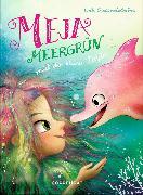 Cover-Bild zu Meja Meergrün rettet den kleinen Delfin (eBook) von Lindström, Erik Ole