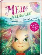 Cover-Bild zu Meja Meergrün (Buch mit CD) von Lindström, Erik Ole