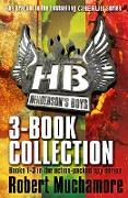 Cover-Bild zu Muchamore, Robert: Henderson's Boys 3-Book Collection (eBook)