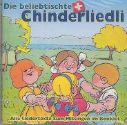 Cover-Bild zu Die beliebtischte Chinderliedli