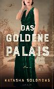 Cover-Bild zu Das goldene Palais