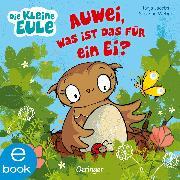 Cover-Bild zu Weber, Susanne: Die kleine Eule (eBook)