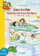 Cover-Bild zu Weber, Susanne: Der kleine Fuchs liest vor. Kuschelige Gutenacht-Geschichten (eBook)