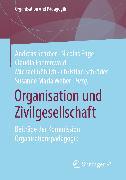 Cover-Bild zu Schröder, Christian (Hrsg.): Organisation und Zivilgesellschaft (eBook)