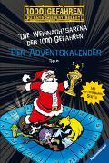 Cover-Bild zu Der Adventskalender - Die Weihnachtsarena der 1000 Gefahren