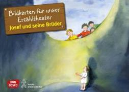 Cover-Bild zu Bildkarten für unser Erzähltheater: Josef und seine Brüder von Brandt, Susanne