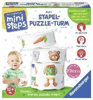 Cover-Bild zu Mein Stapel-Puzzle-Turm