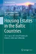 Cover-Bild zu Housing Estates in the Baltic Countries (eBook) von Hess, Daniel Baldwin (Hrsg.)