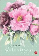 Cover-Bild zu Marjolein Bastin Geburtstagskalender A4