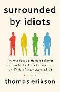 Cover-Bild zu Surrounded by Idiots von Erikson, Thomas