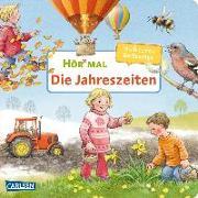 Cover-Bild zu Hör mal: Die Jahreszeiten von Möller, Anne