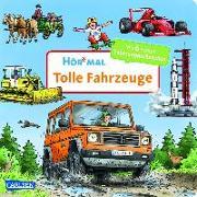 Cover-Bild zu Hör mal: Tolle Fahrzeuge von Zimmer, Christian