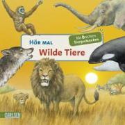 Cover-Bild zu Wilde Tiere von Möller, Anne