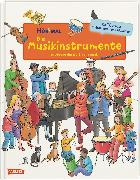 Cover-Bild zu Hör mal: Die Musikinstrumente von Fischer, Lucia