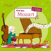Cover-Bild zu Hör mal: Mozart von Godeau, Natacha
