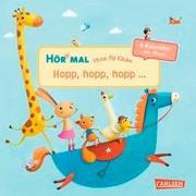 Cover-Bild zu Hör mal: Verse für Kleine: Hopp, hopp, hopp von Hofmann, Julia